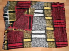 blanket from our vintage blankets collection 2014