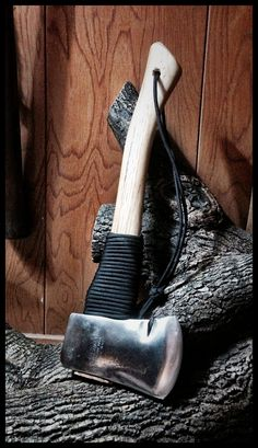 Vintage Winchester Hatchet restored by John Black