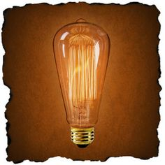 Good selection of vintage bulbs: 60 Watt - Vintage Antique Light Bulb - Marconi Style Hand-Wound Tungsten Filament - Multiple Supports - Clear Radios, Antique Light Bulbs, Antique Lighting, Industrial Lighting, Industrial Bathroom, Antique Lamps, Kitchen Lighting, Edison Lighting, Pendant Lighting