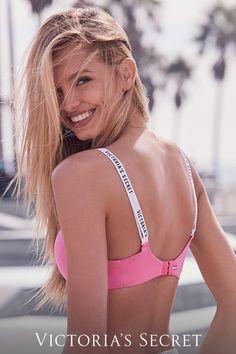 No wires. All smiles. Best bra ever. | Victoria's Secret
