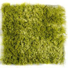 Modrest Mantova Green Area Rug
