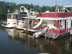 Weekend Houseboat Getaway Old Hickory Lake Gallatin Tennessee
