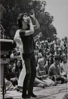 If I had one band that I could see, dead or alive, it would be The Doors.