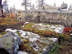 Vottovara Megalithic Stones and Stone Sphere