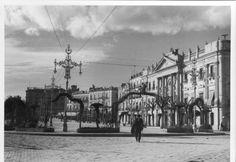 Glorieta de España. Ayuntamiento de Murcia