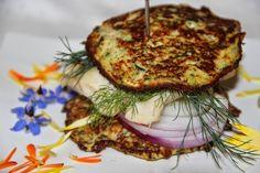 Godt og Sunt: Squash Burgerbrød - Glutenfri  Fiskeburger med Lim...