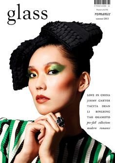 Tao Okamoto by Chris Craymer for Glass Magazine Summer 2013