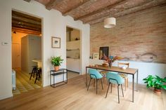 Nook Architects Renovate a Private Residence in the Eixample District of Barcelona