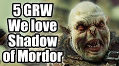 We have been playing the hell out of Middle-earth: Shadow of Mordor lately. This game has been keeping us up at night as we slay one orc after the other. Shadow Of Mordor, Our Love, Pc Ps4, Slay, Nintendo