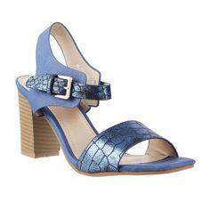 Metro Blue Casual Sandals