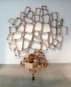 DIY Bookshelves for your Home - AD Blog