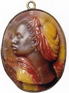 Surprised by Time: Africans in Renaissance Europe 1: Drawings and Cameos