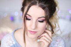 Ślubniaczek, Weselniaczek - Makijaż w odcieniach beżu, brązu i odrobiny burgundu!   Ela Lis Make-Up Lis, Makeup, Fashion Styles, Make Up, Beauty Makeup, Bronzer Makeup