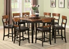 CLEARANCE 50% OFF SPECIAL ORDER Franklin Counter Ht Table CO-102198 $669 $335