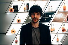 Handsome Colin Morgan in an interview with Menswear Style April 2017. He loved The Living and The Dead! an absolutely brilliant miniseries...