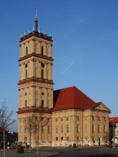 Neustrelitz Stadtkirche