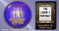 CHILL WITH A BOOK AWARDS: The Lover's Portrait by Jennifer S Alderson
