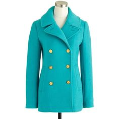 J.Crew Tall majesty peacoat and other apparel, accessories and trends.