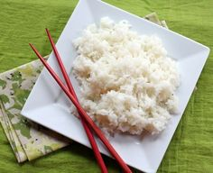 Easy, salty, tangy, sweet sushi rice from Our Best Bites. Here's how to make this yummy recipe! Sushi Rice Recipes, Cooking Recipes, Healthy Recipes, Healthy Food, Asian Recipes, Asian Foods, Chinese Recipes, Healthy Nutrition, Cooking Ideas
