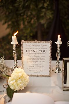 Thank You - Thank Everyone - On #SMP:     http://www.StyleMePretty.com/little-black-book-blog/2014/04/07/beautiful-candlelit-los-angeles-arboretum-wedding/ Photography: Andy Seo Studio - andyseostudio.com