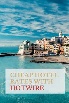 Get cheap hotel rates with Hotwire—the hotel aggregator with a twist. Ways To Travel, Travel Tips, Budget Travel, Travel Stuff, Travel Hacks, Travel Ideas, Best Hotel Deals, Best Hotels, Destinations
