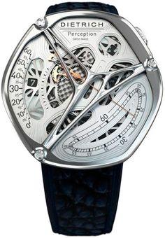 Dietrich Watch Perception Silver Pre-Order