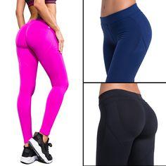 Pantalon de Course des femmes Compression Collants Sexy Hanches Push Up Leggings Fitness Pantalon à Séchage rapide Élastiques Pantalon