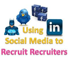 Using Social Media to Recruit Recruiters http://www.barclayjones.com/blog/social-media-for-recruiters/using-social-media-to-recruit-recruiters