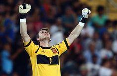 De Gea Campeón... España gana UEFA sub 21