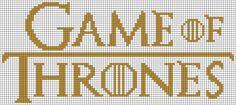Game of Thrones perler bead pattern