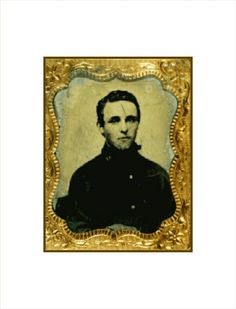 John Meadows of the 37th Tennessee Infantry, killed at the Battle of Nashville.