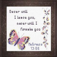 Joyful Expressions Quick Stitch and Minis Cross Stitch Designs Featuring Bible Verse Mini Cross Stitch, Cross Stitch Charts, Cross Stitch Designs, Cross Stitch Patterns, Religious Cross, Easy Gifts, Square Quilt, Needlecrafts, Church Ideas
