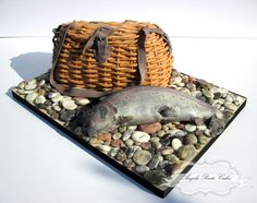 April's fish - Cake by Angela Penta
