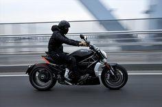 クルーザーを超えたクルーザー、ドゥカティ「XDIAVEL」 - モーターサイクル・リポート - 朝日新聞デジタル&M