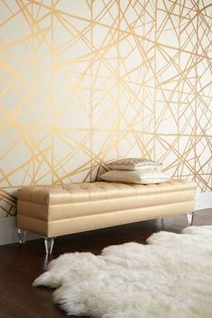 White and gold giving a contemporary and modern style to match our products at http://www.onlyandeve.com