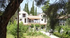 Georgina Apartments Mesongí This family-run hotel is located in the picturesque resort of Messonghi, 20 km south of Corfu Town and only 500 metres from a wonderful beach. The hotel offers free wireless internet.