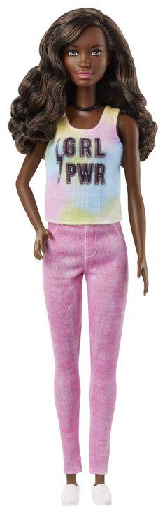 New Barbie Dolls, Barbie Fashionista Dolls, Barbie Toys, Barbie And Ken, Barbie Dress, Barbie Clothes, Pretty Halloween Costumes, Made To Move Barbie, Barbie Miniatures