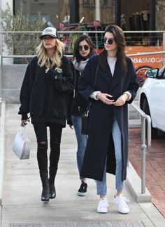 On adore le look casual de notre it-girl préférée , Kendall Jenner !