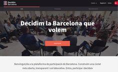 decidim: platform voor digitale participatie