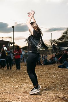 oppikoppi festival fashion Festival Posters, Festival Fashion, Festivals, Leather Pants, Sporty, Music, Style, Leather Joggers, Muziek