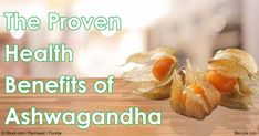 Ashwagandha has demonstrated numerous healing properties for many diseases. It also helps your body to better handle stress and relieves depression and anxiety. http://articles.mercola.com/sites/articles/archive/2016/06/13/ashwagandha-medicinal-uses.aspx