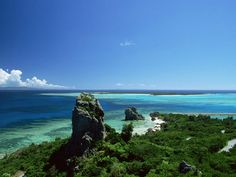 Okinawa, Japan..... Lived there for a few years.... I miss *parts* of it... other parts I could do without! lol