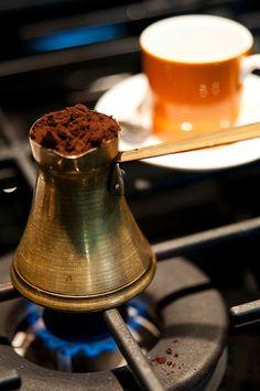 turkish cup of coffee☪TÜRK KAHVESİ