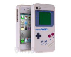 Beep Boop Bop: Game Boy iPhone Case