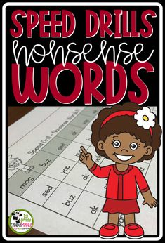 When students can decode and fluently read Nonsense Words, they are one step closer to decoding one-syllable and multisyllabic words with ease. Use these speed drills in small guided reading groups, centers, or to send home for practice. Soon your kindergarten, 1st grade and 2nd grade students will be reading those BIG words! Guided Reading Organization, Guided Reading Groups, Student Reading, Reading Skills, Teaching Reading, Teaching Ideas, Learning, Social Studies Lesson Plans, Science Lesson Plans