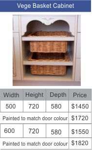 French Provincial kitchens | Prices Online