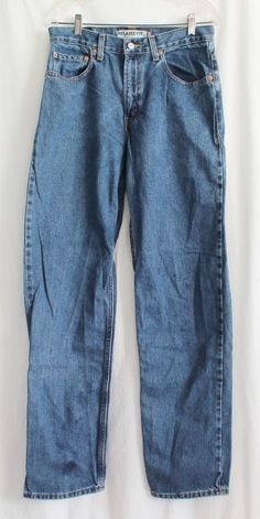 Levis Jeans Mens Size 33x30 Red Tag Iconic Straight Type 1 Denim ...