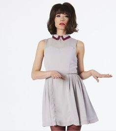 Gray-abigail-dress//