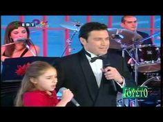 """* Μario Frangoulis  & Demitra Doumeni - """"Odos Oneiron / Street Of Dreams"""" _music by Manos Hadjidakis"""