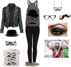 """""""Scene Outfit 1"""" by teresa-warhell ❤ liked on Polyvore"""